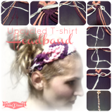 How to Make a Gymnastics Headband