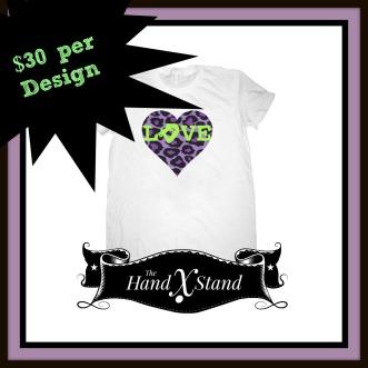 HXSt-shirtgreensheeplove1white
